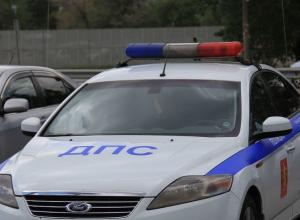 Пьяный кубанец сбил сотрудника ДПС