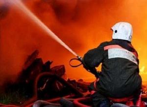Два крупных пожара произошли в Сочи