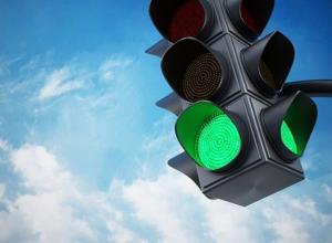 В Краснодаре изменен режим работы двух светофоров