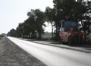 Мэр Краснодара прокатился по строящейся дороге к поселку Индустриальному