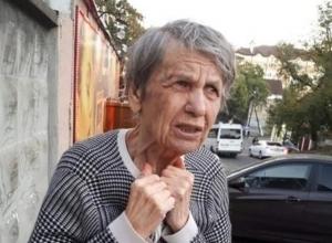 В крови и без памяти: в Новороссийске нашли 81-летнюю бабушку