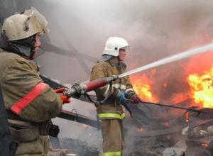 В Кущевском районе в летней кухне сгорел маленький ребенок