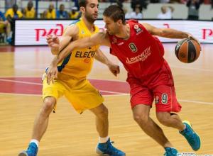 Баскетболисты «Маккаби» в очередной раз вырвали победу у «Локомотив-Кубань»