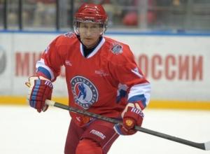 Путин в качестве капитана выведет на сочинский лед команду «Звезд Ночной лиги»