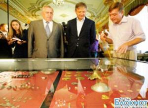 Краснодар: «начернокопали» для музея