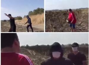У фермера на Кубани пытались «отжать» урожай мужчины в масках - СМИ