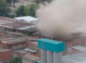 В Краснодаре после пожара на складе погиб ребенок
