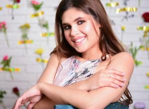 «Мечтаю стать профессиональной моделью», - участница «Мисс Блокнот Краснодар» Анжелика Савченко