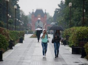 На Кубани из-за портящейся погоды объявили экстренное предупреждение