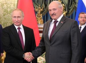 Стало известно, что Путин и Лукашенко обсудят в Сочи
