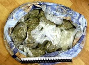 У жителя Ейского района изъяли полторы тысячи доз наркотика