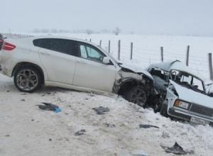 Снегопад стал причиной гибели двух мужчин в Горячеключевском районе