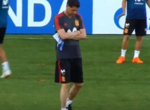 Первую тренировку провел в Краснодаре новый испанский тренер
