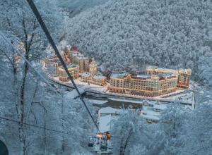 В новогодние дни для поездки в Красную Поляну местные власти советуют выбрать общественный транспорт