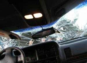 В Кореновском районе полицейская патрульная машина сбила женщину