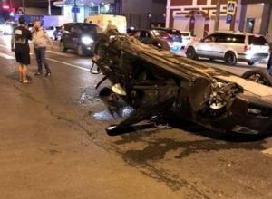 Гонки в Краснодаре закончились массовой аварией и двумя погибшими