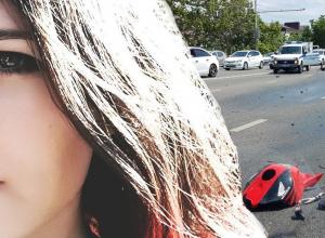 Пострадавшую в массовом ДТП краснодарскую мотоциклистку Анну Алекс вывели из искусственного сна: требуется кровь