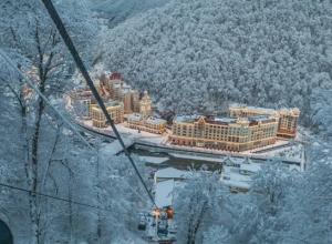 Сочи стал самым популярным российским городом для новогоднего отдыха