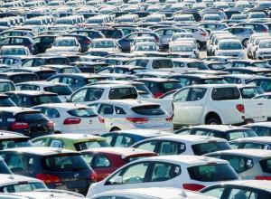 Какие автомобили распространены в Краснодаре
