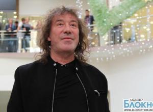 В Краснодаре Владимир Кузьмин встретился с фанатами