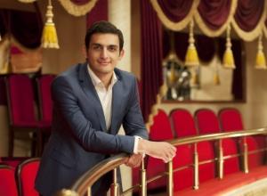Артист ансамбля «Адажио» Армен Григорян выступит с сольным концертом в краснодарской Филармонии
