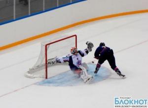 Хоккейный клуб «Сочи» обыграл «Кубань»