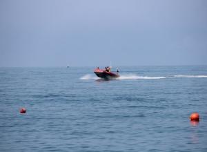 Мужчину сильным течением унесло в открытое море в Сочи