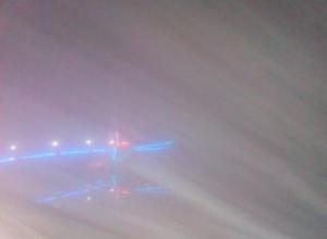 Фанаты «Спартака» чуть не опоздали на матч с «Краснодаром» из-за тумана, а жители всю ночь «постили» фото в сетях