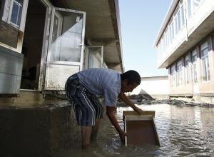 В Роспотребнадзоре рассказали о ситуации в затопленных районах Кубани