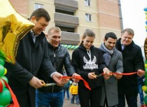 В Краснодаре ГК «ЮгСтройИнвест» сдала 6 литер в микрорайоне «Губернский»