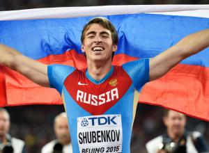 Владимир Путин наградил кубанского легкоатлета Шубенкова орденом «За заслуги перед Отечеством»