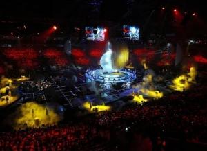 «Дерзайте!» - Владимир Путин дал старт Всемирному фестивалю молодежи в Сочи