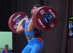 Тяжелоатлеты Кубани завоевали на первенстве Европы три «серебра» и одну «бронзу»