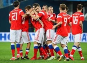 Ведомая «краснодарцем» Федором Смоловым сборная России вырвала ничью в матче с испанцами