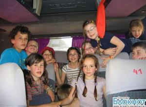 Краснодарские группы школьников теперь можно перевозить только на автобусах