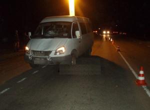 На Кубани водитель маршрутки задавил насмерть пешехода