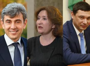 Галицкий, Хахалева и Первышов попали в один список популярных ВИП-персон Кубани
