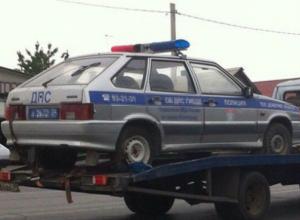 В Краснодаре водители соревнуются с эвакуаторщиками в оригинальности