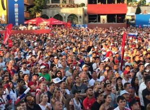 Вице-губернатор Кубани посчитал болельщиков, побывавших на «Фиште»