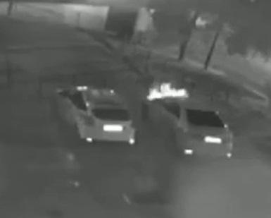 Расстрелявших машину в Туапсе объявили в розыск