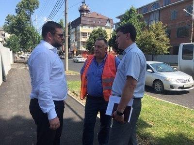 Недостатки при ремонте улицы Красных Партизан в Краснодаре устранят в течение недели