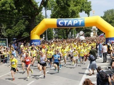 Пять тысяч краснодарцев примут участие в легкоатлетическом забеге на Театральной