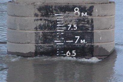 Из-за непрекращающихся дождей наКубани объявлено экстренное предупреждение