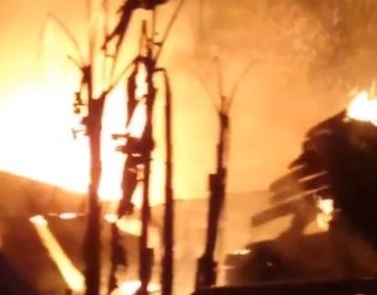 Сообщение, что в Сочи при пожаре погибли люди, оказалось вбросом