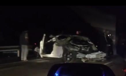 ВДТП под Краснодаром погибли водители 2-х  иномарок