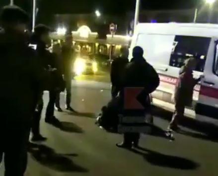 На «зебре» в Краснодаре сбили подростка на велосипеде