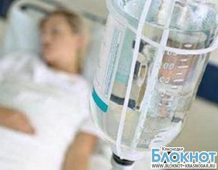 На Кубани десять человек попали в больницу, отравившись «спайсом»