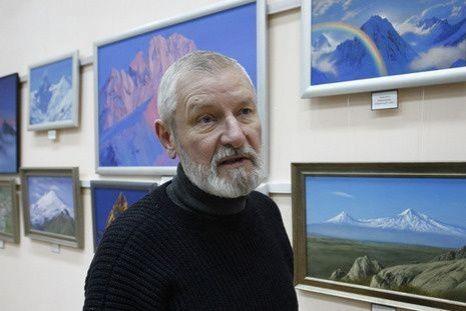 Персональная выставка художника Сергея Дудко откроется в Краснодаре