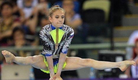 На Европейских играх в Баку кубанские акробатки завоевали «серебро»