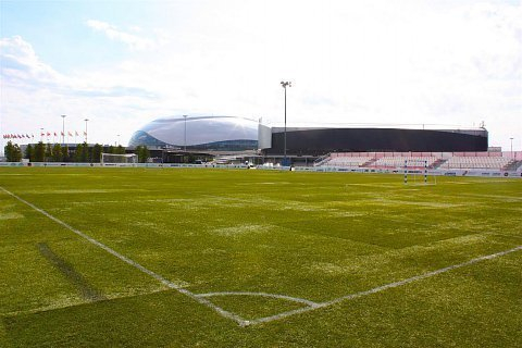 В Сочи хотят открыть площадки для подготовки футбольных клубов со всего мира
